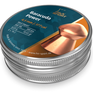 Haendler & Natermann Baracuda Power 4,5 mm (Copper Plated)-0