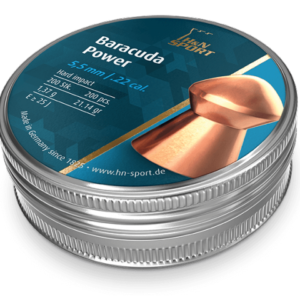 Haendler & Natermann Baracuda Power 5,5 mm (Copper Plated)-0