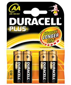 Duracell Plus AA-0