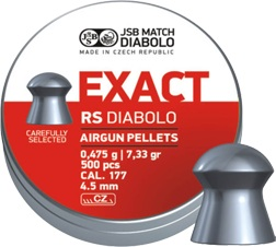 JSB Diabolo Exact RS 4,52MM-0