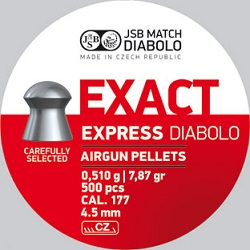 JSB Exact Express 4,52MM-0