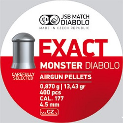 JSB Exact Monster 4,52MM-0