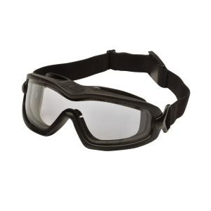 Protective Mask Tactical Clear-0